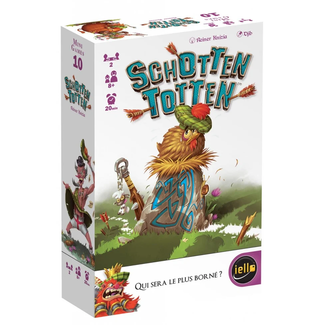 Iello Schotten Totten [French]