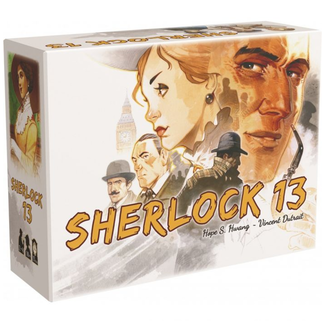 Letheia Sherlock 13 [French]