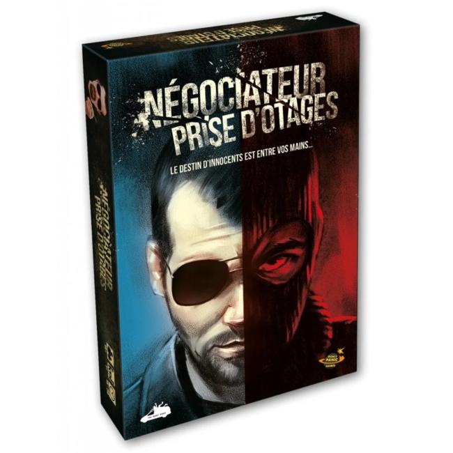 Don't Panic Games Négociateur - Prise d'otages [French]