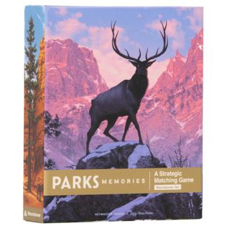 Keymaster Games Parks Memories - Mountaineer Set [English]