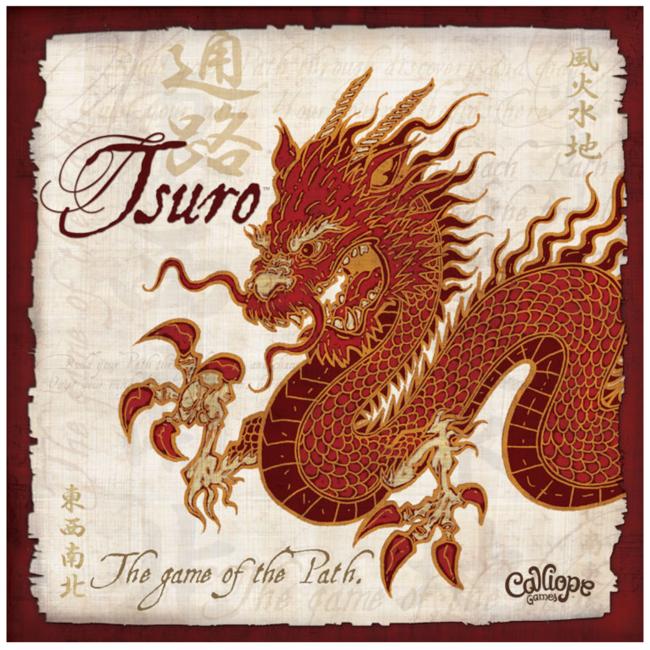 Calliope Games Tsuro [English]