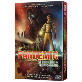 Z-Man Pandemic : Au seuil de la catastrophe [French]
