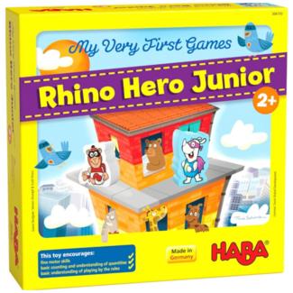 Haba Rhino Hero Junior [Multi]