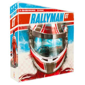 Holy Grail Games Rallyman - GT [français]