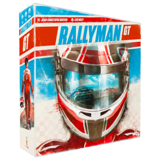 Holy Grail Games Rallyman - GT [French]
