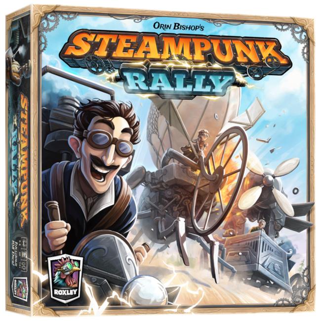 Roxley Games Steampunk Rally [English]