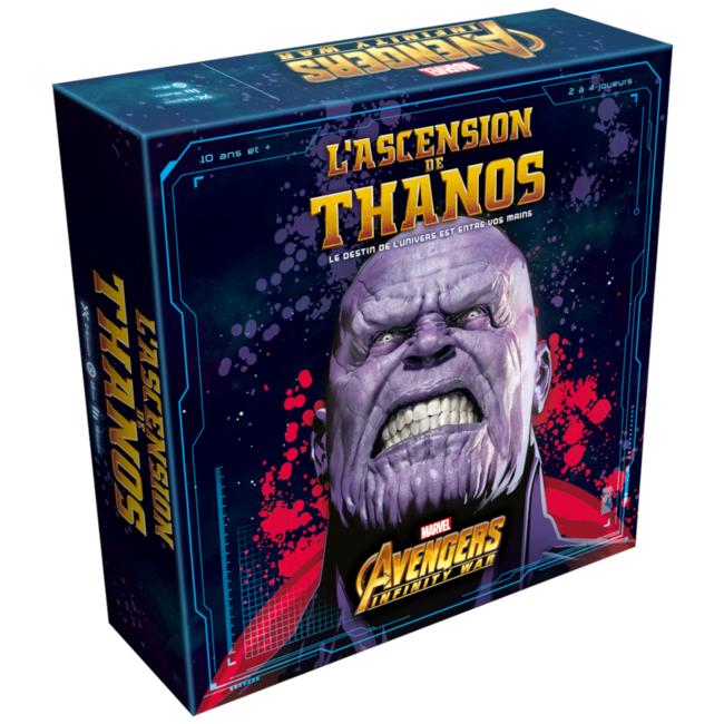 Lucky Duck Games Ascension de Thanos (l') [français]
