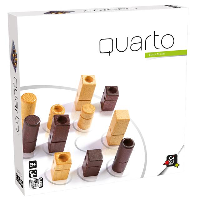 Gigamic Quarto [multilingue]