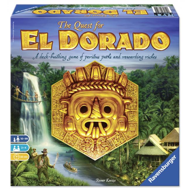 Ravensburger Quest for El Dorado (the) [anglais]
