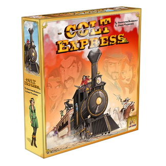 Ludonaute Colt Express [French]