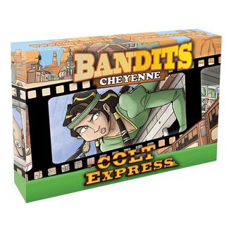 Ludonaute Colt Express : Bandits - Cheyenne  [French]