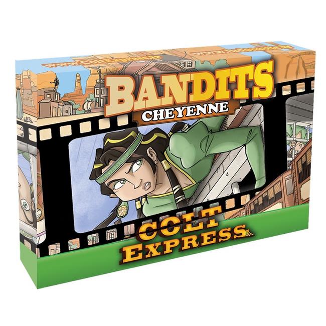 Ludonaute Colt Express : Bandits - Cheyenne  [français]