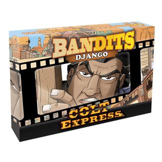 Ludonaute Colt Express : Bandits - Django  [français]