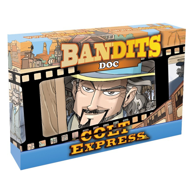 Ludonaute Colt Express : Bandits - Doc  [French]