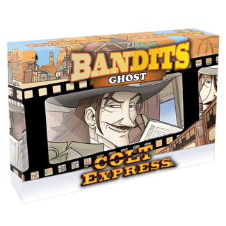 Ludonaute Colt Express : Bandits - Ghost  [French]