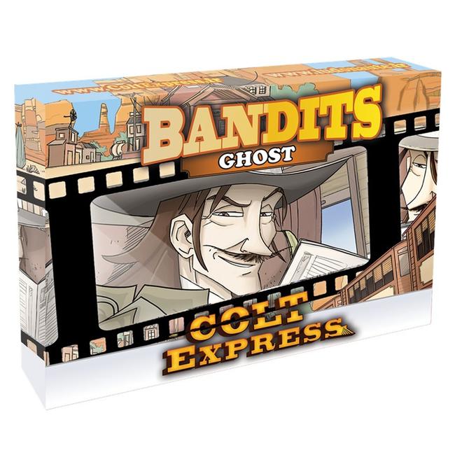 Ludonaute Colt Express : Bandits - Ghost  [français]