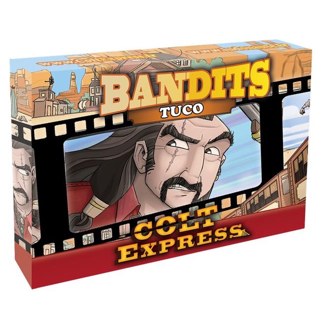 Ludonaute Colt Express : Bandits - Tuco  [français]