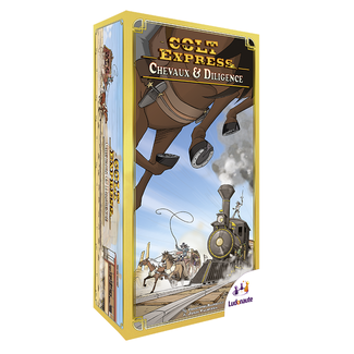 Ludonaute Colt Express : Chevaux & Diligence [French]