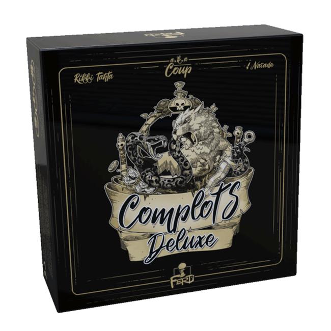 Ferti Complots - Deluxe  [français]