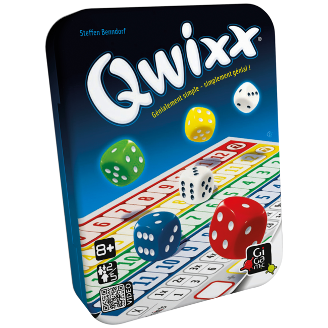 Gigamic Qwixx [French]