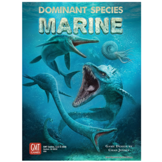 GMT games Dominant Species - Marine [anglais]
