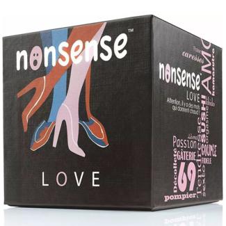 Éditions du Hibou Nonsense - Love [French]