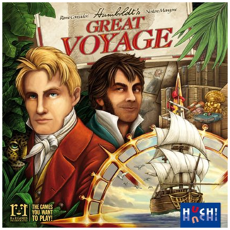 HUCH! Humboldt's Great Voyage [multilingue]