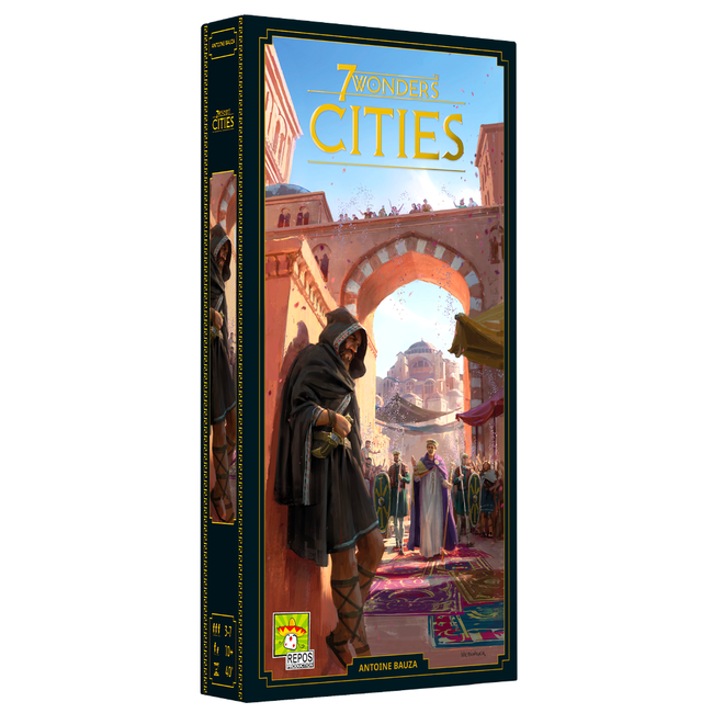 Repos Production 7 Wonders : Cities (nouvelle édition) [French]