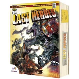 Ludonaute Last Heroes [multilingue]