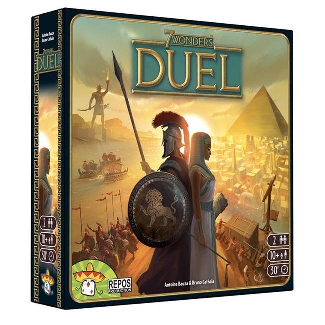 Repos Production 7 Wonders - Duel [anglais]