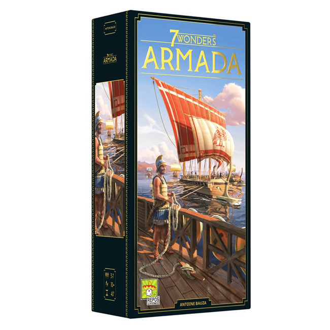 Repos Production 7 Wonders : Armada (nouvelle édition) [French]