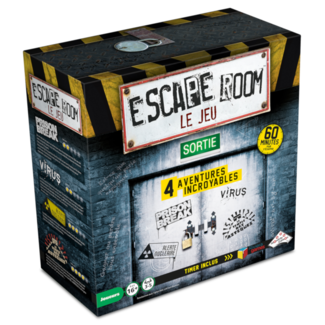 Identity Games International Escape Room - Le jeu [French]