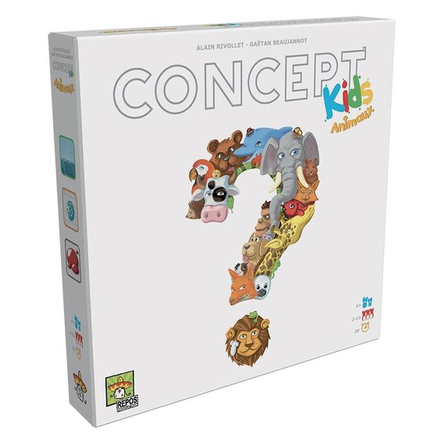 Repos Production Concept - Kids - Animaux [français]