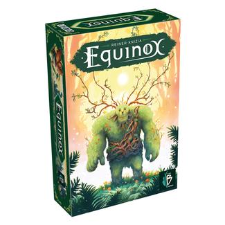 Plan B Equinox (boîte verte) [multilingue]
