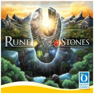 Queen Games Rune Stones [Multi] *** Damaged Box 001 ***