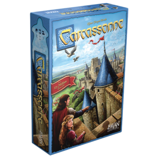 Z-Man Carcassonne [anglais]