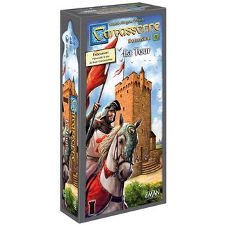 Z-Man Carcassonne : La tour - extension 4 [French]