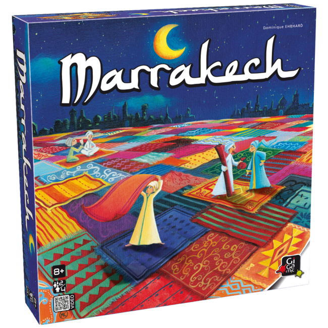 Gigamic Marrakech [multilingue]