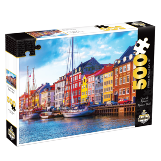 Gladius Nyhavn Dock (500 pieces)