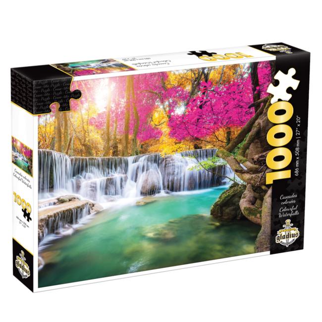 Gladius Colorful Waterfalls (1000 pieces)