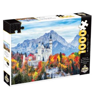 Gladius Neuschwanstein Castle (1000 pieces)