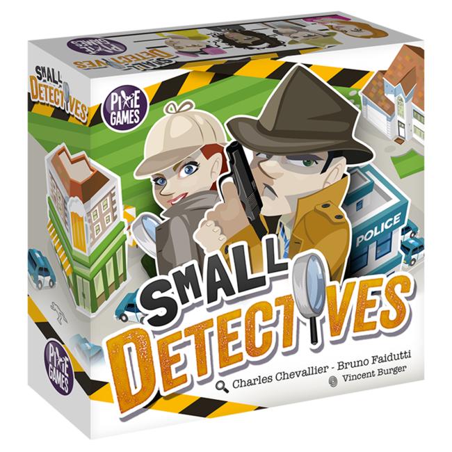 Pixie Games Small Detectives [multilingue]
