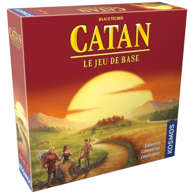 Kosmos Catan [French]