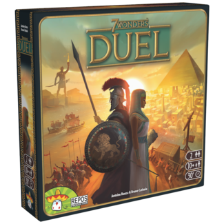 Repos Production 7 Wonders - Duel [French]
