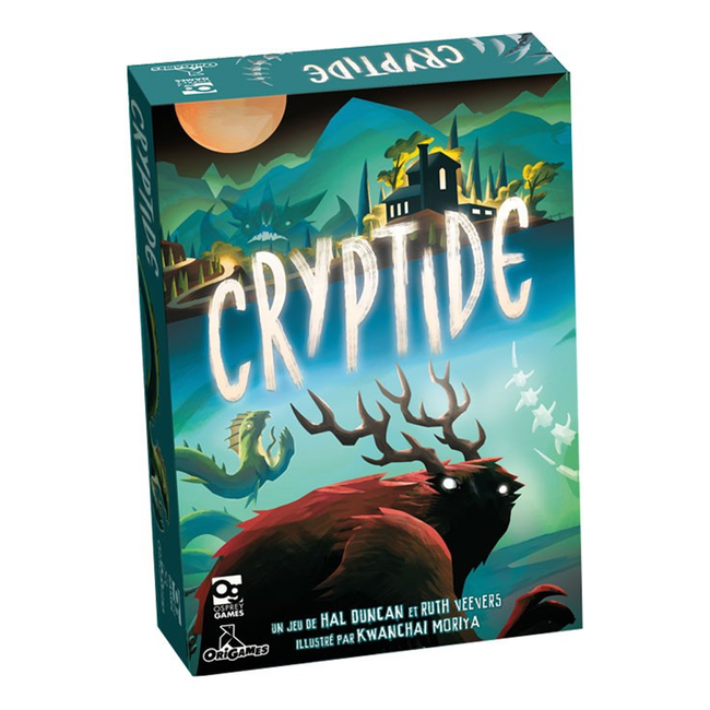 OriGames Cryptide [French]