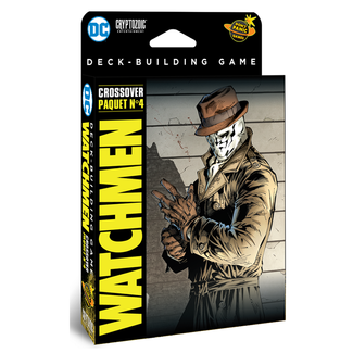 Don't Panic Games DC Comic - Deck Building Game : Watchmen [French]