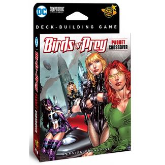 Don't Panic Games DC Comic - Deck Building Game : Birds of Prey [français]