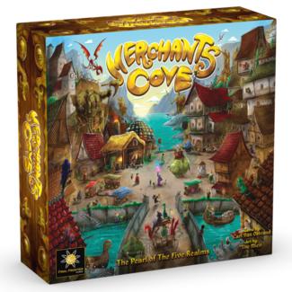 Final Frontier Games Merchants Cove [anglais]