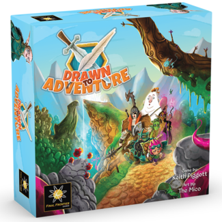 Final Frontier Games Drawn to Adventure [anglais]