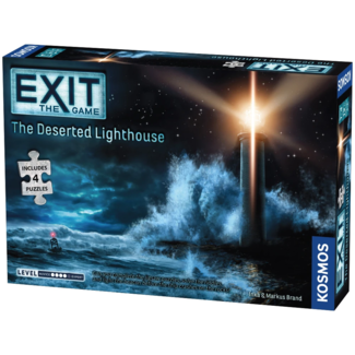 Kosmos Exit - The Deserted Lighthouse (with 4 puzzles) [English]